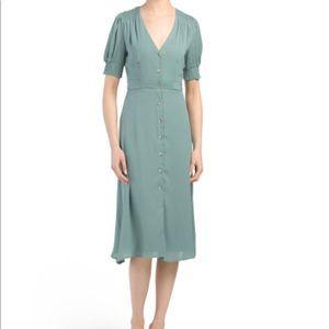 June and Hudson midi dress
